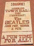 הופעה ב- Litherland Town Hall, ליברפול.