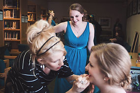 Chattanooga Wedding Makeup Artist Emily Hawtin