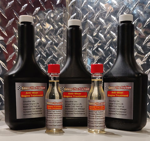 Lower The Friction, A Friction Reduction Additive for lowering engines rolling resistance.jpg