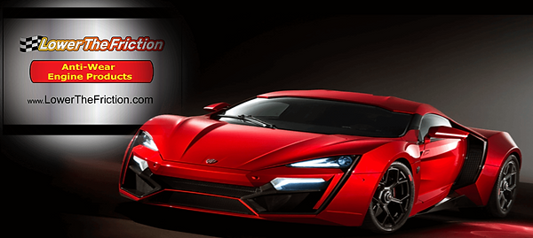 Lower The Friction Red Car Billboard.png