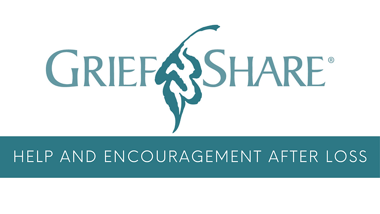 GriefShare   13-Week Group (Mondays Mornings)