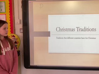 Christmas traditions around the world!