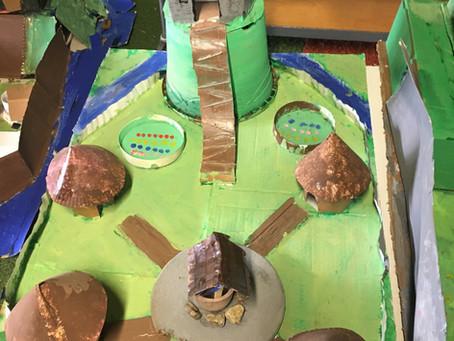 Motte & Bailey Castles