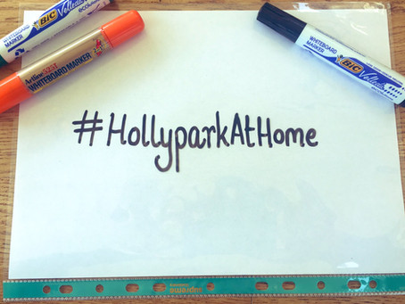 Hollypark at Home