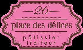 26 place des délices logo