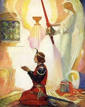 Galahad Kneeled (Frith).jpg