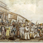 Carnival in Rome (Pinelli 1830)