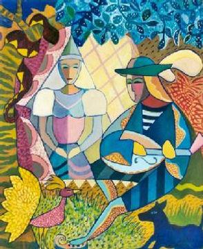 troubadour serenading lady.jpg