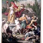 L'Amerique Independante (Borel 1778)