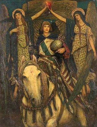 Sir Gawin (Burne-Jones).jpg