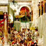 May Day in Ancient Rome