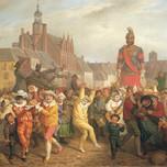 Carnival by Cassel dans le Nord (Bafcop 1876)
