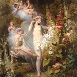 Flora Unveiled By Zephyrs (Westall)