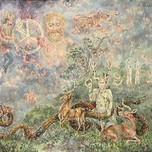 Cernunnos Horned God of Forest