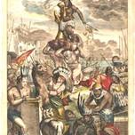 Allegory: America (van Meurs 1673)