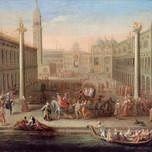 Carnival in Venice (Follower of Pozzoserrato, Flemish 1550)