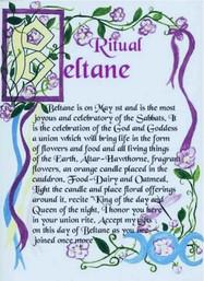 Ritual Beltane