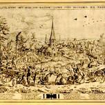 Battle Between Carnival and Lent (Hogenberg 1558)