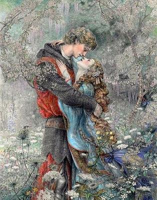 Lovers in Woods (Craft).jpg