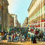 Carnival in Rome (1841)