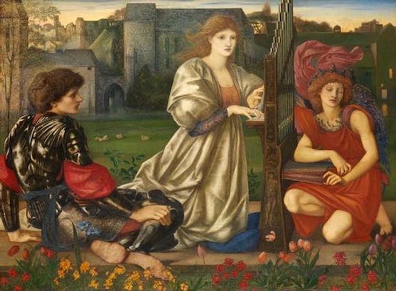 Chant d'Amour (Burne-Jones).jpg