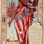 Goddess Columbia Indian Guardian