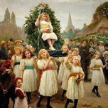 Procession of the May Queen (Foster)