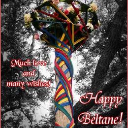 Happy Beltane love wishes