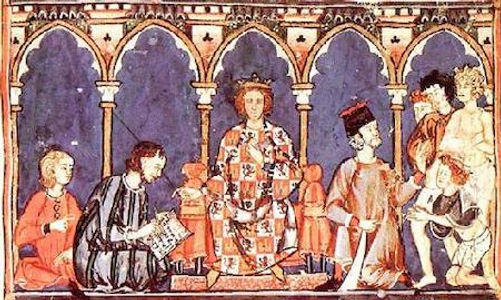 troubadours Alfonso X court 1.jpg