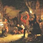 Battle Between Carnival and Lent (Vinckboons 1576–1632)