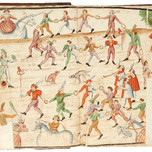 Nuremberg Stadtpfeifers dance