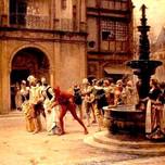 The Carnival Procession (Moreau 1884)
