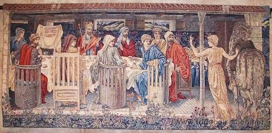 Kights of the Round Table (Burne-Jones).