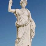 Roman Goddess Libertas (Aventine Hill, Rome 238 BCE)