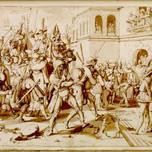 Italian Carnival Procession (van Bolten 1637)