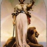 Roman Goddess Libertas