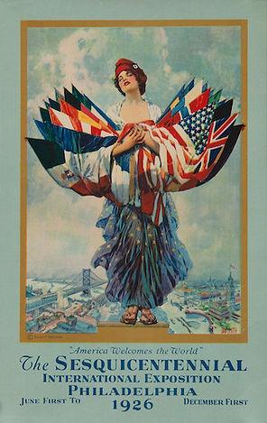 1926 Sesquicentennial International Exposition poster.jpg