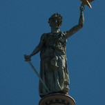 Goddess of Liberty (Austin TX Capitol Dome)