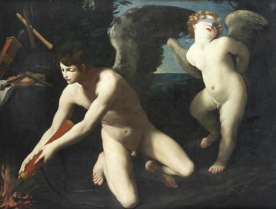 Allegory of Sacred and Profane Love (Ren