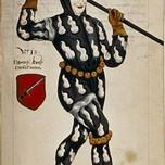 Nuremberg Shrovetide Carnival figure (1590-1640)