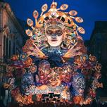 Sicilian carnival float (2019)