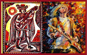 The Troubadours & the Pre-history of Sixties Folk-Rock & Rock Song