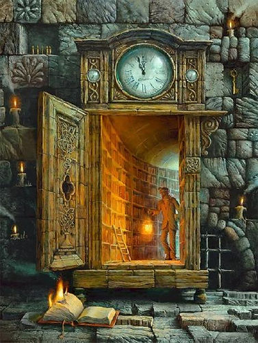 magical gothic library.jpg