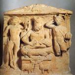 Cernunnos, Celtic Horned God of the Forest (Reims 1 AD)