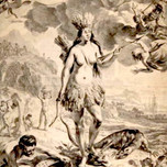 Allegory of America  (Berchem 17th c.)