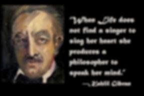 Gibran on music.jpg