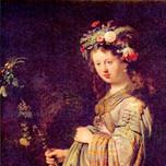 Flora (Rembrandt 1634)