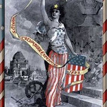 American Suffragettes and Lady Columbia (1893)