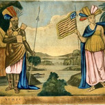 America and Africa (1804)