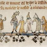 Masquerade Ball (14th c.)